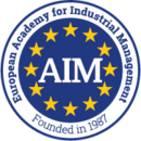 Logo der European Academy for Industrial Management (AIM)